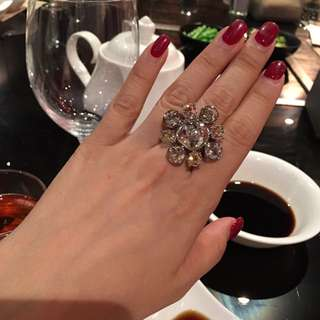 Chanel Ring(free size)