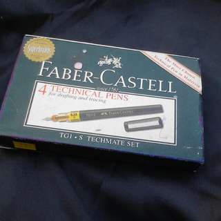 Technical pens