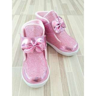 Sepatu anak / sepatu boot anak pita