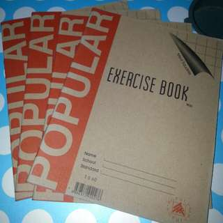 Chinese Excercise books