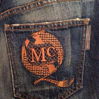 Mac Queens MCQ jeans , 98%new. Used two times.