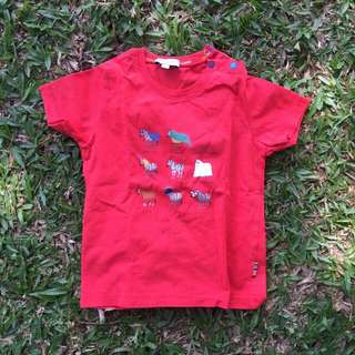 Paul Smith Baby Shirt