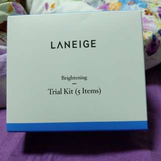 Laneige travel pack
