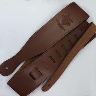 PU Leather Fender Guitar Strap