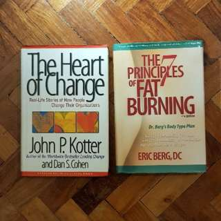THE HEART OF CHANGE PLUS 1
