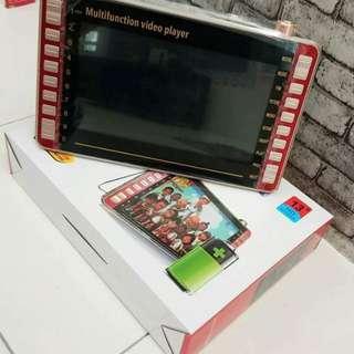 MP4 Digital Player 16 GB 13 Inch