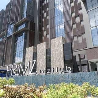 Office For Rent in Primz Bizhub - Woodlands