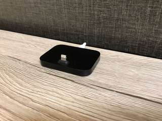Apple black lighting dock 80% new