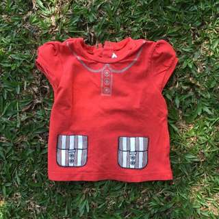 Little Marc Jacobs Original Baby Shirt