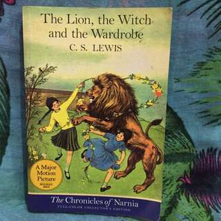 📖The Lion 🦁, The Witch 🧙♀️ and The Wardrobe 🚪