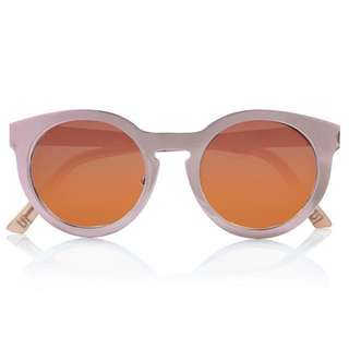 Brand New - River Island Metal Round Sunglasses