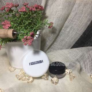 Naturactor foundation cream shade 140, 130, 151 share in jar travel size 5 gram