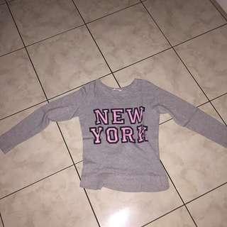 Sweater H&M New York