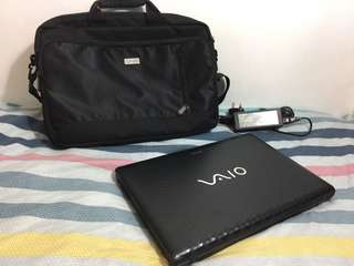 Sony Vaio Laptop intel core i3 8GB ram memory 500HDD almost brand new laptop