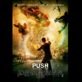 [Rent-A-Movie] PUSH (2009)