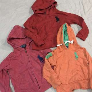 Polo Ralph Lauren Kids Sweater Combo