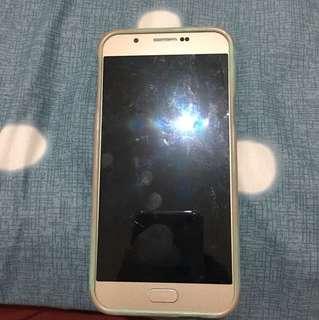 Samsung galaxy A8 (2016) RAD