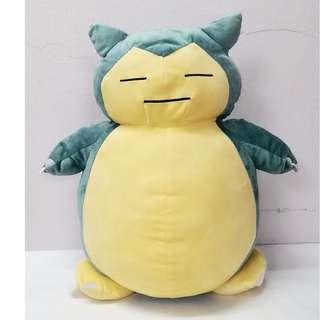 Pokemon - Snorlax 2 in 1 Pillow + Blanket
