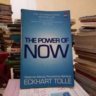 The Power Of Now Pedoman Menuju Pencerahan Spiritual