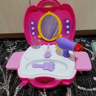 Beauty toy set