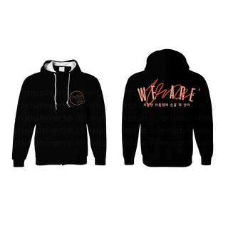 [G.O] WE ARE ONE EXO HOODIES