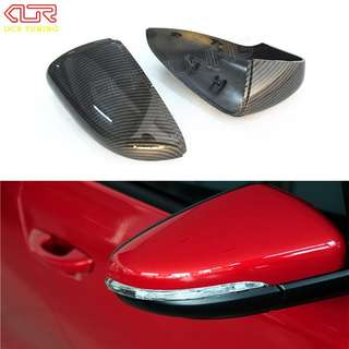Scirocco side mirror cover (RED)