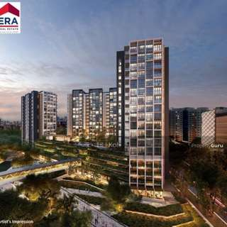 Park Place Residences - Connected to paya lebar MRT stations!