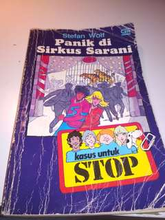 Panik di sirkus sarani #123moveon