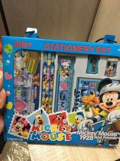 Mickey Mouse 文具