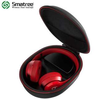 (PROMOTION)Smatree S200W PU Carry Case for Beats Solo2/Solo 3 Wireless/Wired On-Ear Headphone-