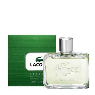 1 for 1 Promo: Lacoste Essential EDT 125ml