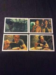 BN Happy Together postcards post card Wong Kar Wai X 4pcs