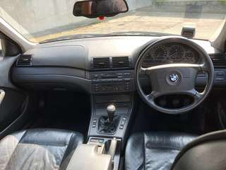 BMW 318 For Rent
