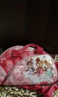 Chipmunks sling bag