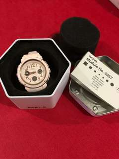 Baby G Casio ladies watch