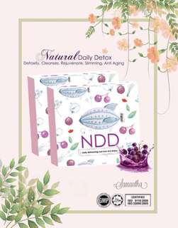 NDD DETOX