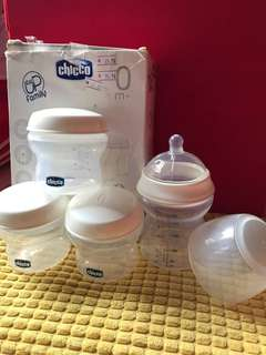 Chicco Milk Storage