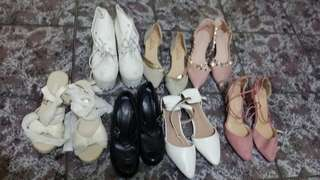 Shoes, $100 for all