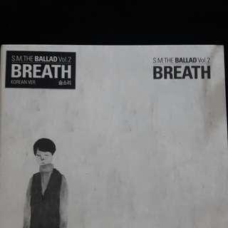 SM THE BALLAD VOL.2 BREATH