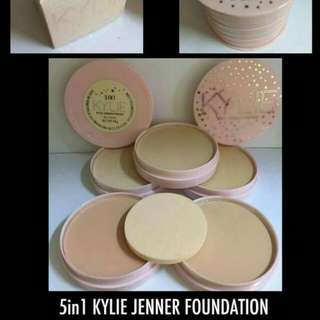 Kylie Jenner 5in1 foundation