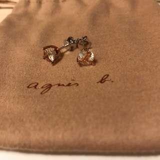 Agnes b - earrings