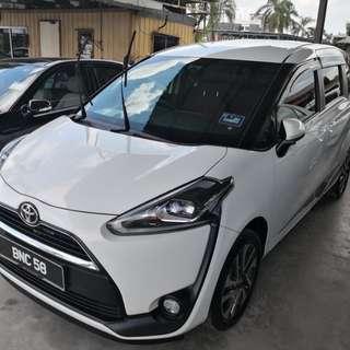 Toyota Seinta 1.5 V 2016