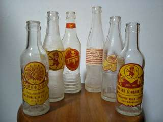 Bottles of the Past