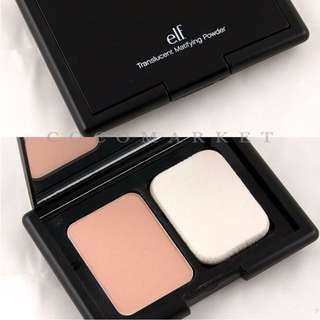 e.l.f. elf Translucent Mattifying Powder