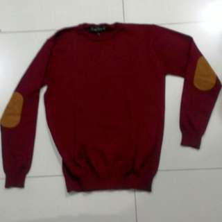 Sweater Wool Tebal