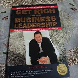 Get rich thrpough business leadershi