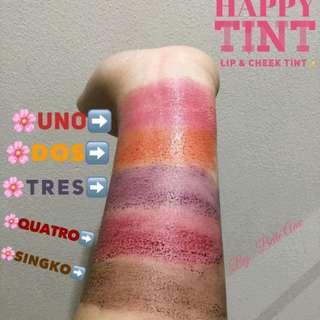 Happy Tint (Lip Tint)
