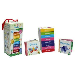 Baby Book - little box of books