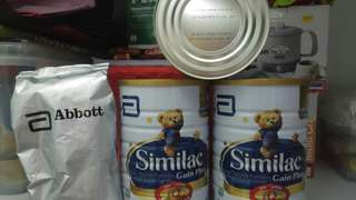 Selling BN Similac Stage 3 Milk Formula