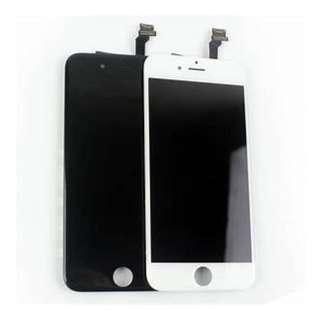 (sayhi) 單售螢幕- iphone 6/6+ 4.7吋 5.5吋 自行DIY螢幕 玻璃破裂 無法觸控 (贈送工具包)